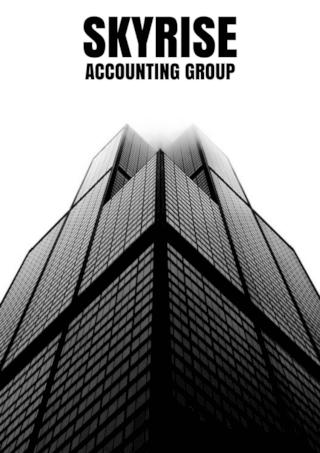 Accounting Brochure