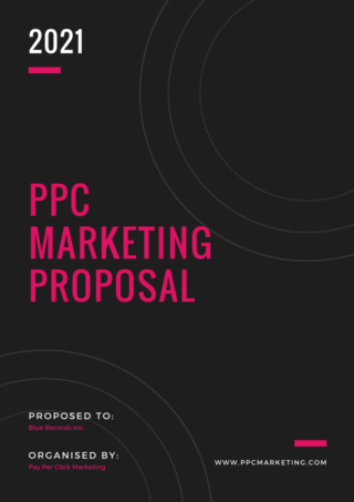 PPC Marketing Brochure