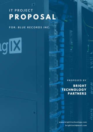 IT Project Brochure