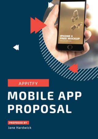 Mobile App Brochure
